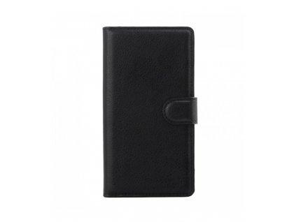 Knižkové puzdro Sony Xperia Z4 čierna farba