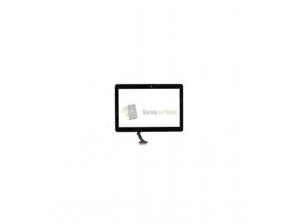 Dotykové sklo Samsung Galaxy Tab 2 P5100, N8000, N8010, P5110 čierna farba
