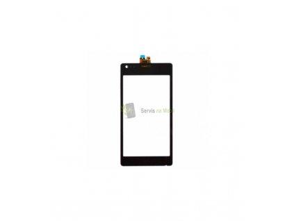 Dotykové sklo Sony Xperia M C1905 čierna farba