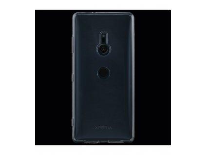 Puzdro Sony Xperia XZ3 ultra tenké priesvitné