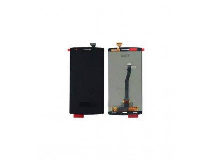 LCD displej a dotyková plocha OnePlus One čierna farba