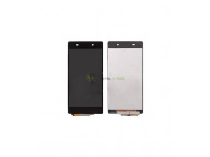 LCD displej + Dotykové sklo Sony XPERIA Z2 D6503 Čierna farba