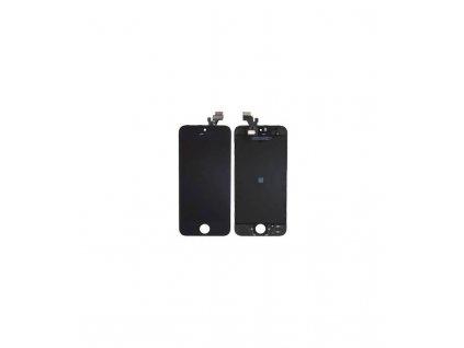 LCD Displej + Dotykové sklo iPhone 5C High OEM čierna farba