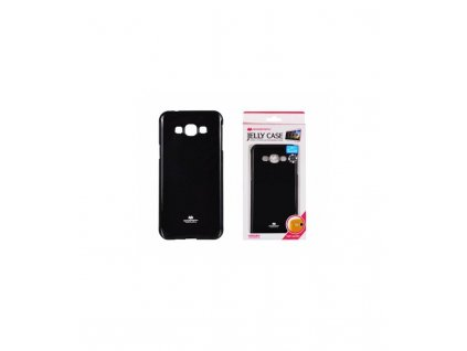 Púzdro Samsung Galaxy A8 Jelly case čierne