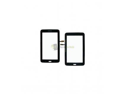 Dotyková plocha Samsung Galaxy Tab 3 T110 čierna farba