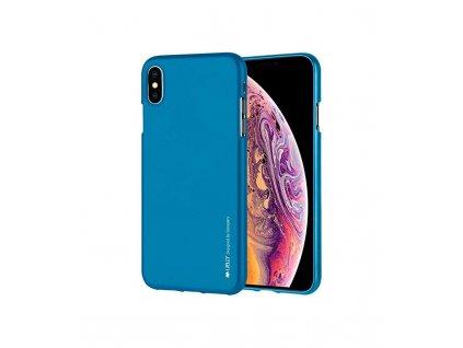 Púzdro Apple iPhone XS Max iJelly modré