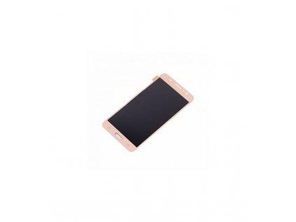 LCD displej a dotykova plocha Samsung Galaxy J5 J510 zlatá farba