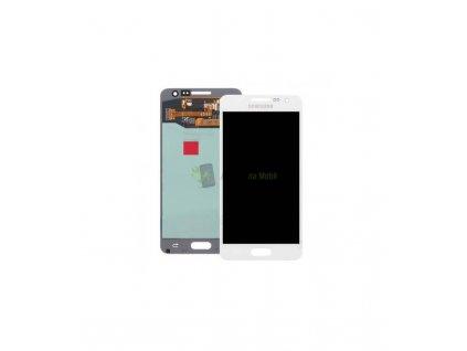 LCD Displej + Dotykové sklo Samsung Galaxy A3 A300F biela farba
