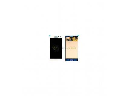 LCD displej a dotyková plocha Samsung Galaxy A5 A500F - biela farba