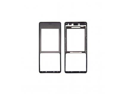 Predný kryt s rámom Nokia 515 čierna farba