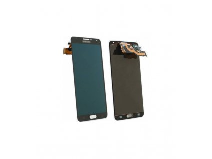 LCD displej a dotyková plocha Samsung Galaxy Note 3 N9005 čierna farba