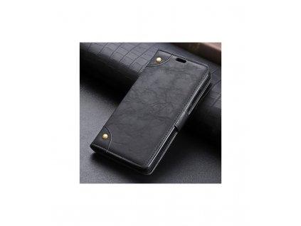 Puzdro Sony Xperia XZ3 knižkové čierne