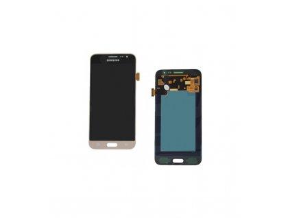 LCD displej a dotyková plocha Samsung Galaxy J3 2016 J320 zlatá farba