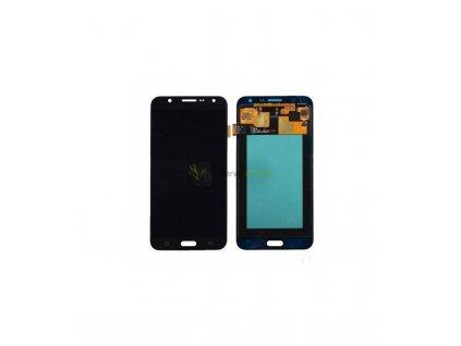LCD displej a dotykova plocha Samsung Galaxy J7 2016 J710 čierna farba