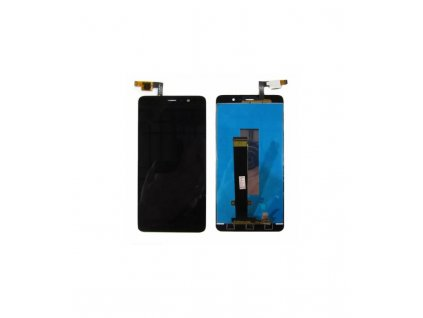 LCD displej a dotyková plocha Xiaomi Redmi Note 3 (147x73mm) čierna farba