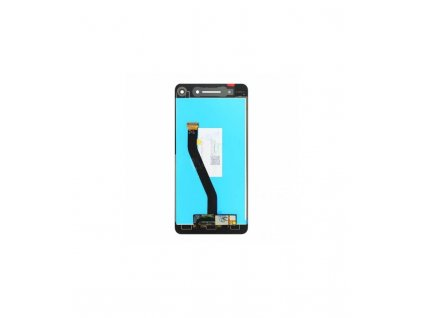 LCD displej a dotyková plocha Lenovo Vibe S1 biela farba