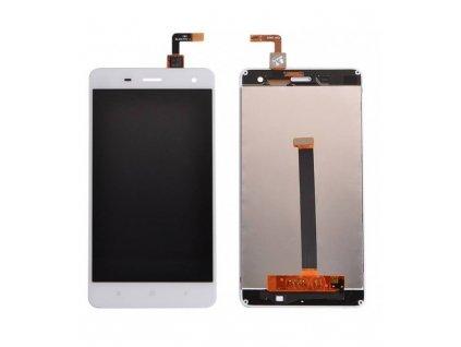 LCD Displej + Dotykové sklo Xiaomi Mi 4 Biela farba
