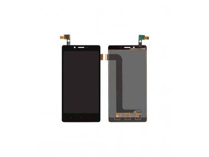 LCD displej a dotyková plocha Xiaomi Redmi Note čierna farba