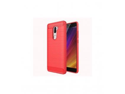 Puzdro Xiaomi 5S plus červené silikónové