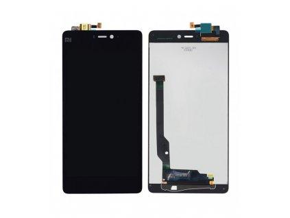 LCD displej a dotyková plocha Xiaomi Mi4c čierna farba