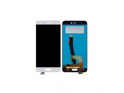 LCD displej a dotykove sklo Xiaomi Mi5 biely