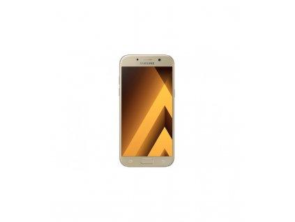 LCD displej + Dotykové sklo Samsung Galaxy A5 A520F - originál zlatá farba