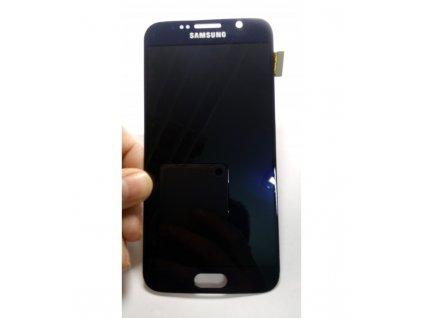 LCD displej a dotyk Samsung S6 G920 Refurbished Čierny