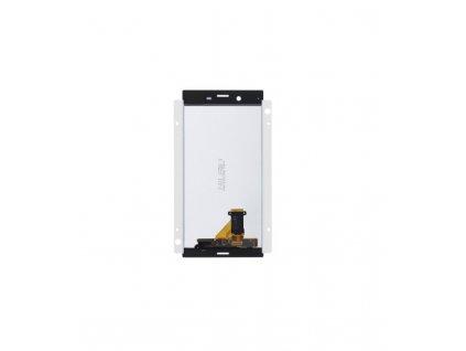 LCD displej a dotyková plocha Sony Xperia XZ F8332 original čierna farba