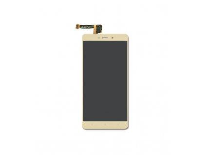 LCD displej a dotyková plocha Xiaomi Redmi 4 PRO zlatá farba