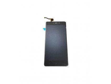 LCD dispej a dotykove sklo Xiaomi Redmi 4 Pro čierna farba
