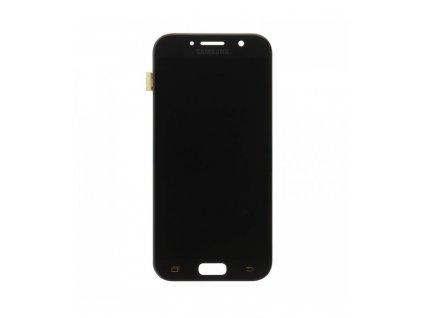 LCD displej a dotyková plocha Samsung Galaxy A5 (2017) A520 čierna farba