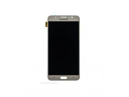 LCD displej a dotykova plocha Samsung Galaxy J7 J710 zlatá farba
