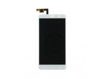 LCD Displej + Dotykové sklo Xiaomi Redmi Note 3 biela farba