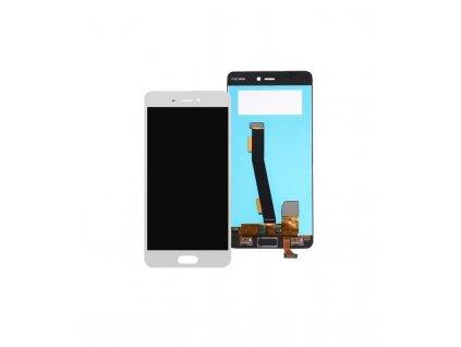 LCD displej a dotyková plocha Xiaomi Mi5 S biela farba