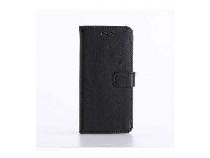 Knižkové púzdro Asus Zenfone 3 ZE520KL čierne