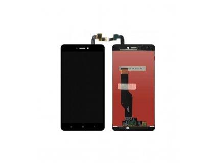LCD Displej + Dotykové sklo Xiaomi Redmi Note 4X Global čierna farba