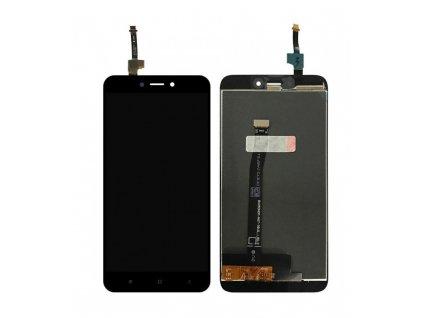 LCD displej + Dotykové sklo Xiaomi Redmi 4X Čierna farba