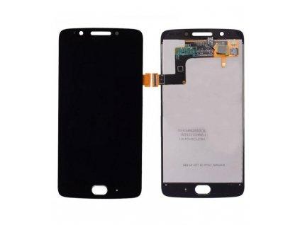 LCD Displej + Dotykové sklo Lenovo Moto G5 XT1676 Čierna farba