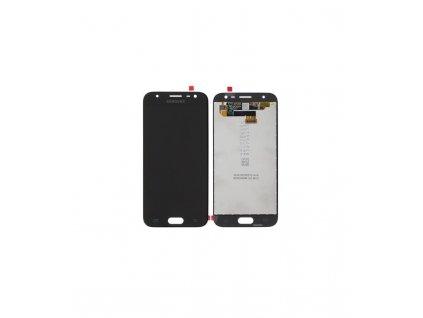 LCD displej + Dotykové sklo Samsung Galaxy J3 J330 - originál čierna farba