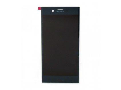 LCD displej a dotyková plocha Sony Xperia XZ F8331 original modrá  farba