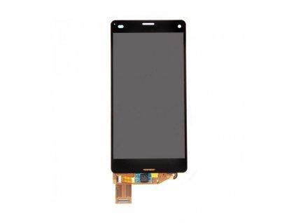 LCD Displej + Dotykové sklo Sony Xperia Z3 Compact čierna farba