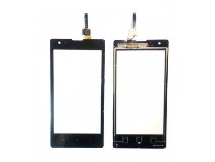 Dotyková plocha Xiaomi Redmi 1S čierna farba