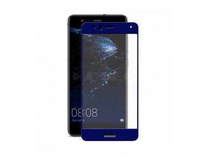 0,26mm 2.5D 9H Ochranné tvrdené sklo Huawei P10 Lite tmavo modrá