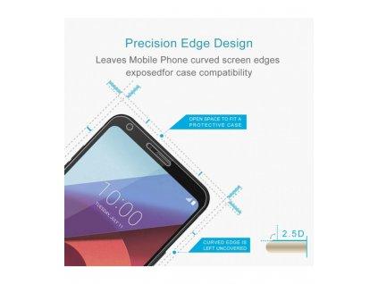 0,26mm 9H Ochranné tvrdené sklo LG Q6