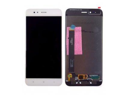 LCD displej a dotyková plocha Xiaomi Mi A1 / Mi 5x biela farba