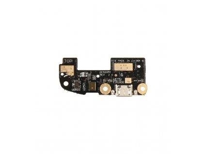 Doska s nabíjacím konektorom a mikrofónom Asus Zenfone 2 ZE550ML, ZE551ML