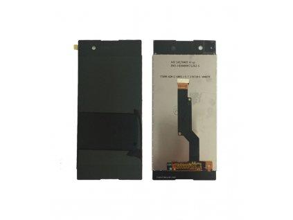 LCD displej a dotyková plocha Sony Xperia XA1 čierna farba