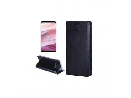 Puzdro Samsung Galaxy S8 knižkové čierne