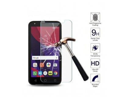 9H 0,33mm 2.5D Ochranné tvrdené sklo Alcatel One Touche 5095 POP 4S