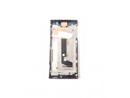 Originál LCD displej a dotyková plocha Sony Xperia XA2 H4113 strieborná farba